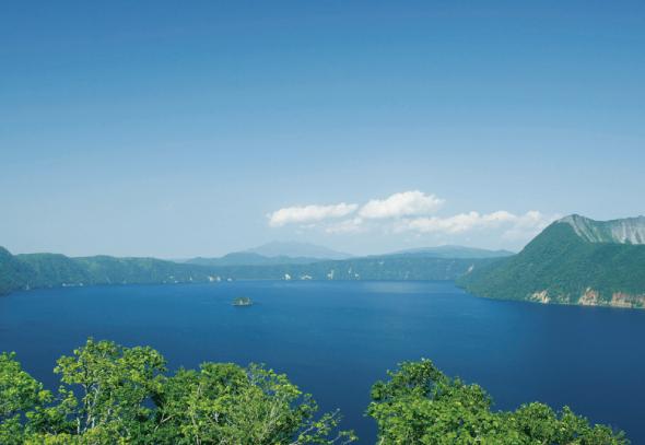 摩周湖写真1